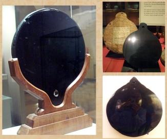 Aztec Obsidian Mirrors