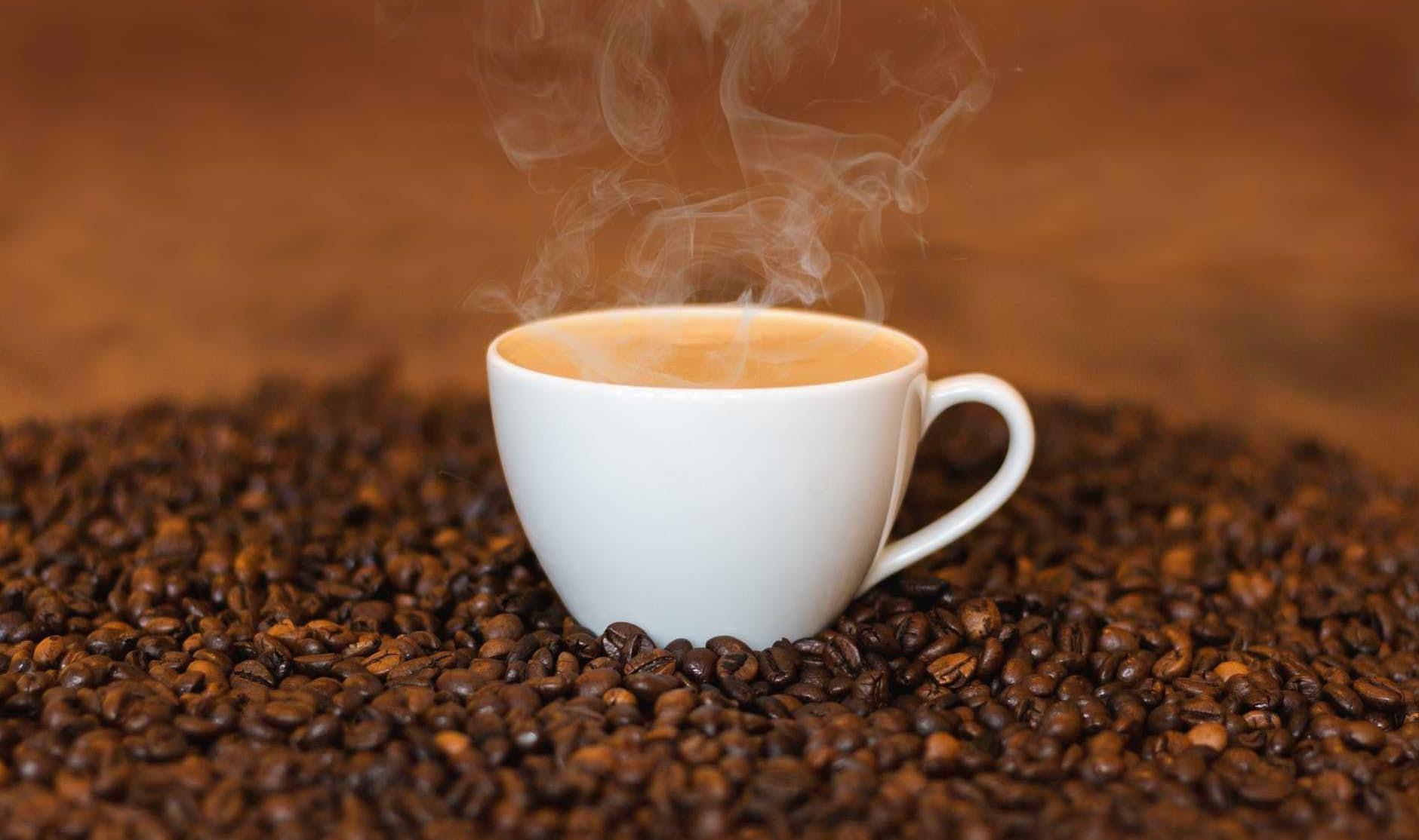 aroma aromatic coffee
